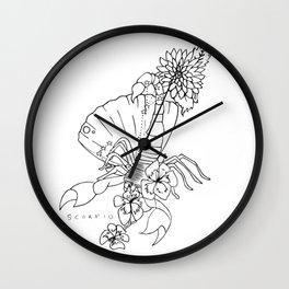 // Scorpio // Wall Clock