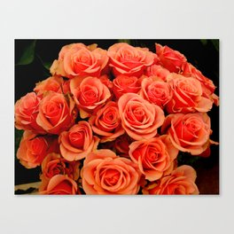 Bountiful Bouquet Canvas Print