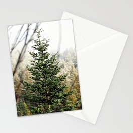 Under The Hoar Line Stationery Cards