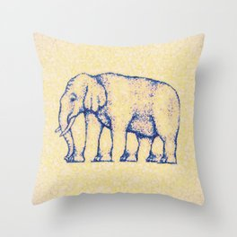 Just One More Leg Throw Pillow