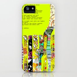 Jx3 Poem - 3 iPhone Case