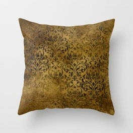 Beautiful Glimmer Design Throw Pillow