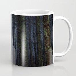The Dark & Eerie Woods (Color) Coffee Mug