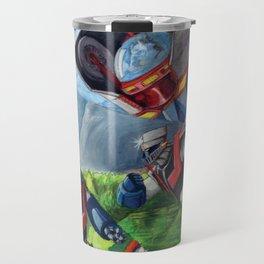 Mazinger Z Travel Mug