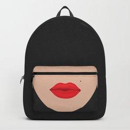 Girl Face Backpack