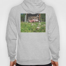 Country Wood Shed Hoody