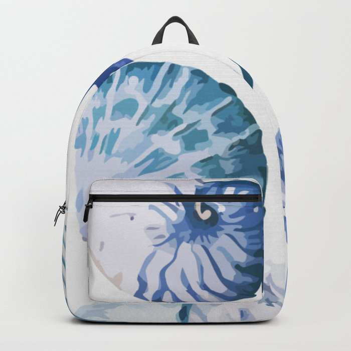 Sea Life Pattern 07 Backpack