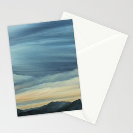View from Hamburg Mountain Stationery Cards