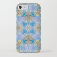 finland iPhone & iPod Cases featuring Finland Kaleidoscope by Lu Haddad