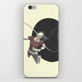 Vortex iPhone Skin