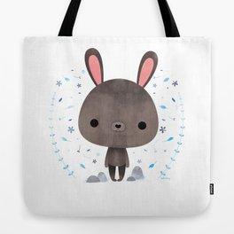 Amami rabbit Tote Bag