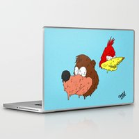 banjo Laptop & iPad Skins featuring Banjo by Nate Galbraith