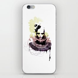 Bicéphale iPhone Skin