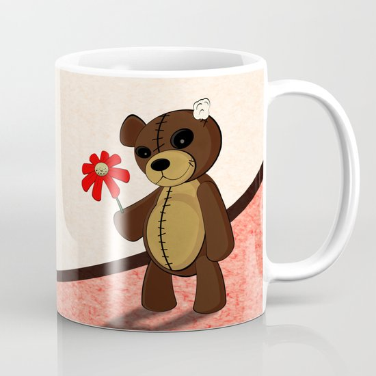 Sweet teddy Mug