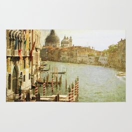 Grand Canal Venezia Rug