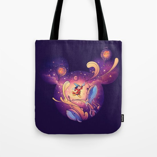 Beyond Your Imagination Tote Bag