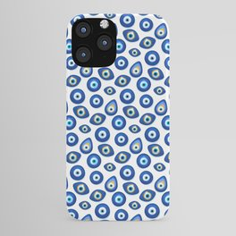 Evil Eye Talisman iPhone Case