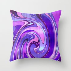 Keep Moving for Martha Throw Pillow