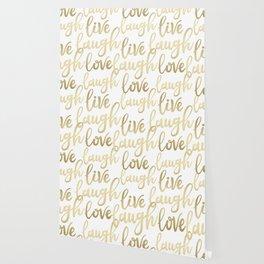 Live Laugh Love II Wallpaper