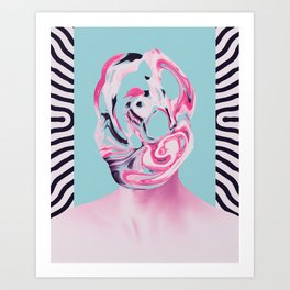 Abace Art Print