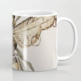 The Elizabethan Bee Coffee Mug