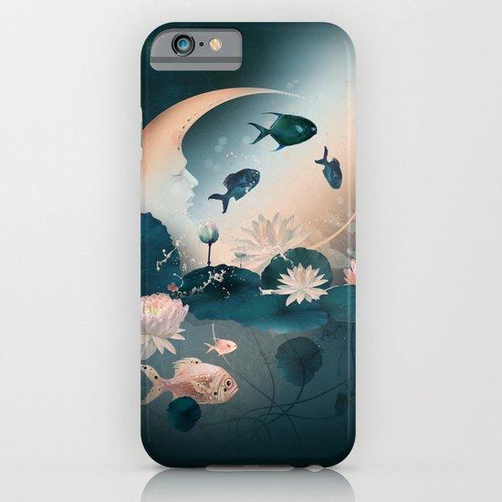 Lake sleeps iPhone & iPod Case
