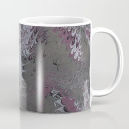 marbling - gray pink Coffee Mug