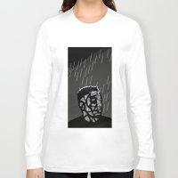 kendrick lamar Long Sleeve T-shirts featuring Kendrick Lamar by Mr Mamu