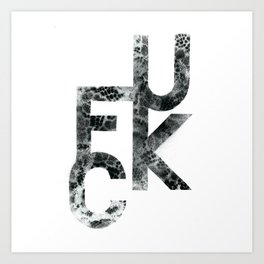 kcuf Art Print
