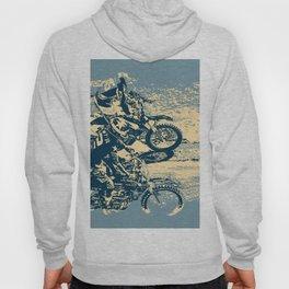 Dirt Track - Motocross Racing Hoody
