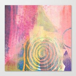 Taffy Swirl Canvas Print