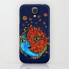 Sun-Moon Galaxy S4 Slim Case