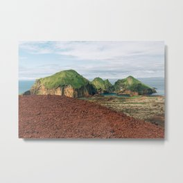The Westman Islands, Iceland Metal Print