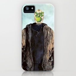 "Jason Vorhees in ""The Son of a Man"" iPhone Case"