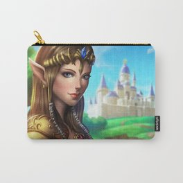 Princess Zelda pinup Carry-All Pouch