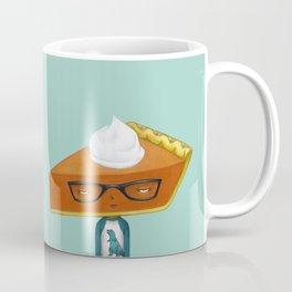 Pie Curious - Pumpkin Pie Coffee Mug