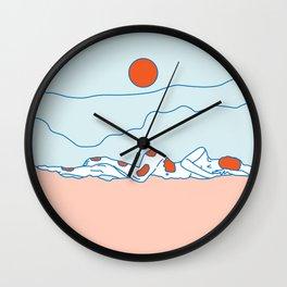 María Luisa Wall Clock