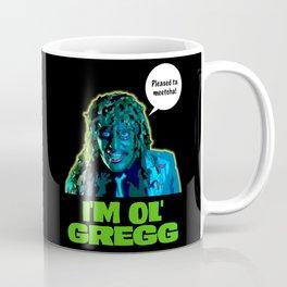 Old Gregg Coffee Mug