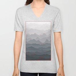 Mountains of Madness I Unisex V-Neck