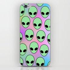 Aliens Tumblr iPhone & iPod Skin