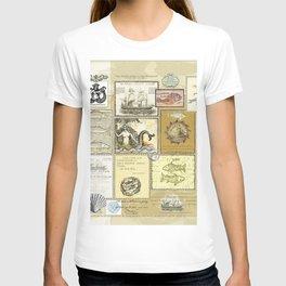 """Mermaids & the Sea"" - by Fanitsa Petrou T-shirt"