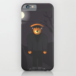 frank.eye.stain iPhone Case