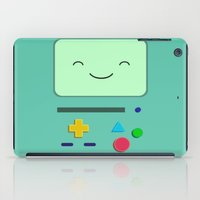 bmo iPad Cases featuring BMO 2 by skyetaylorrr