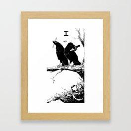 I - The Magician Framed Art Print