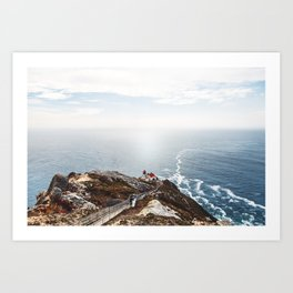 Point Reyes Lighthouse Art Print