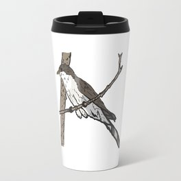 Yellow Billed Cuckoo Travel Mug