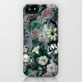 Floral Camouflage VSF016 iPhone Case