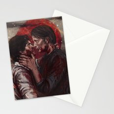 Love Crime Stationery Cards