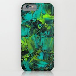 my name is abyss iPhone Case
