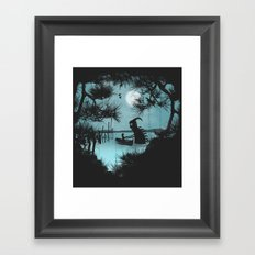 Meet Again Framed Art Print